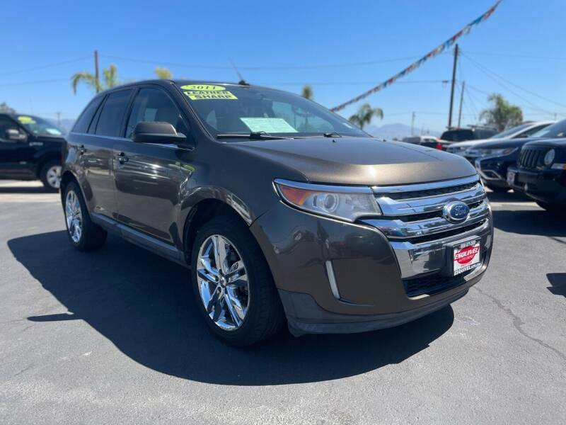 2011 Ford Edge for sale at Esquivel Auto Depot in Rialto CA