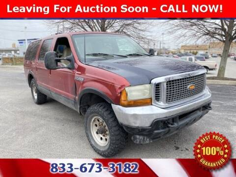 2001 Ford Excursion for sale at Glenbrook Dodge Chrysler Jeep Ram and Fiat in Fort Wayne IN