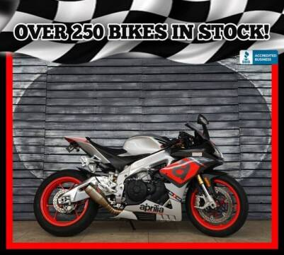 2018 Aprilia RSV4 RR for sale at Motomaxcycles.com in Mesa AZ