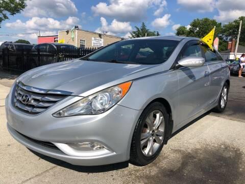2013 Hyundai Sonata for sale at Crestwood Auto Center in Richmond VA