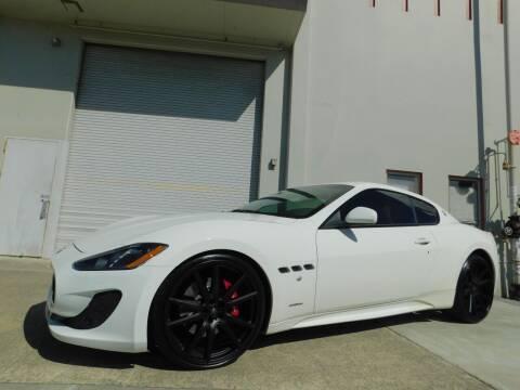 2016 Maserati GranTurismo for sale at Conti Auto Sales Inc in Burlingame CA