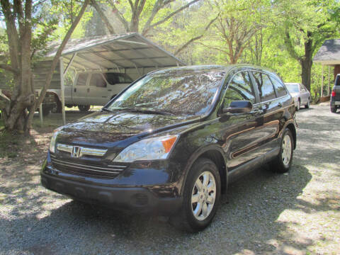 2008 Honda CR-V for sale at White Cross Auto Sales in Chapel Hill NC