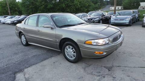 2004 Buick LeSabre for sale at Unlimited Auto Sales in Upper Marlboro MD
