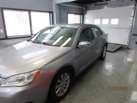 2013 Chrysler 200 for sale at Settle Auto Sales TAYLOR ST. in Fort Wayne IN