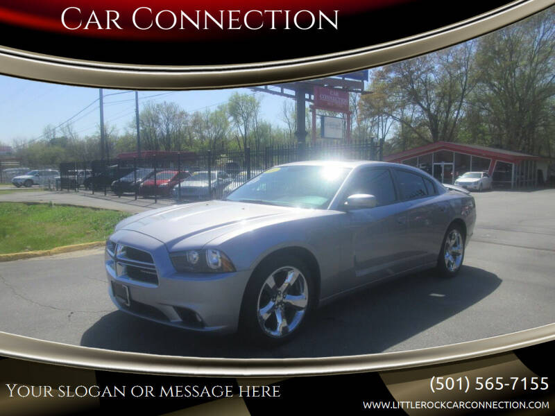 2014 Dodge Charger for sale at Car Connection in Little Rock AR