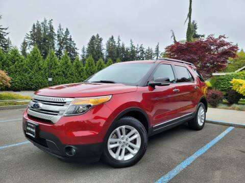 2013 Ford Explorer for sale at Silver Star Auto in Lynnwood WA
