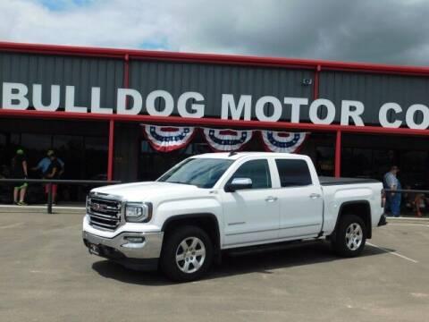 2017 GMC Sierra 1500 for sale at Bulldog Motor Company in Borger TX