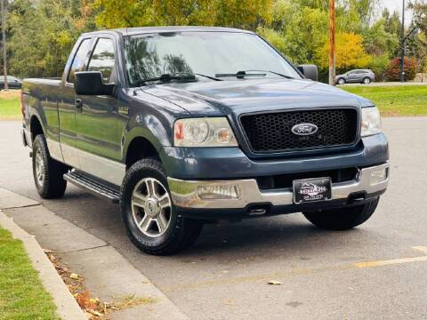 2004 Ford F-150 for sale at Boise Auto Group in Boise ID