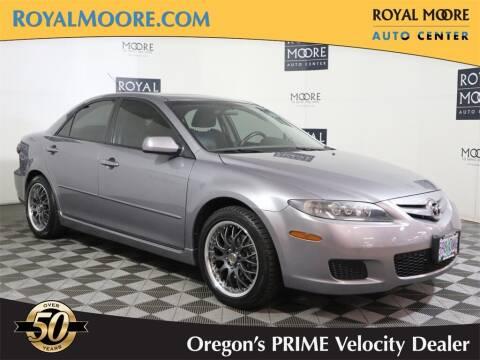2008 Mazda MAZDA6 for sale at Royal Moore Custom Finance in Hillsboro OR