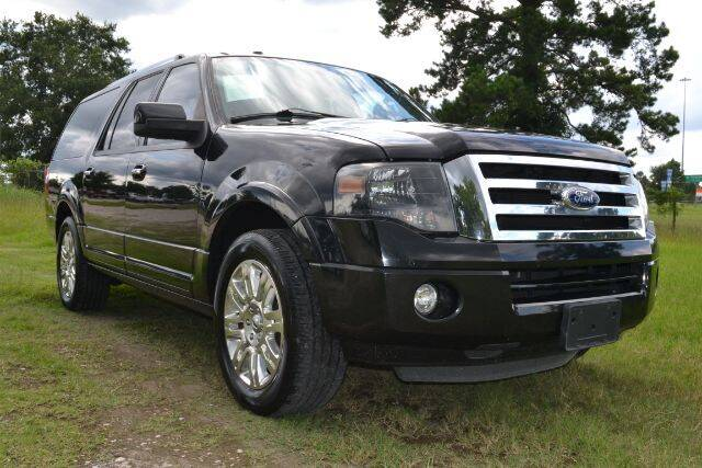 2013 Ford Expedition EL for sale at WOODLAKE MOTORS in Conroe TX