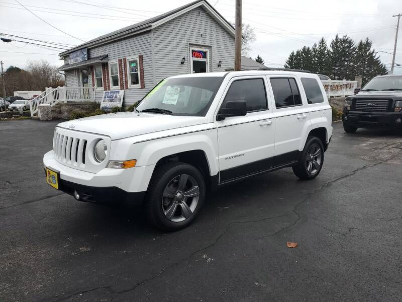 2015 Jeep Patriot for sale at RBT Automotive LLC in Perry OH