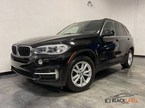 2014 BMW X5 for sale at BLACK LABEL AUTO FIRM in Riverside CA