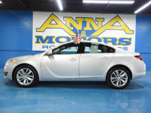 2017 Buick Regal for sale at ANNA MOTORS, INC. in Detroit MI