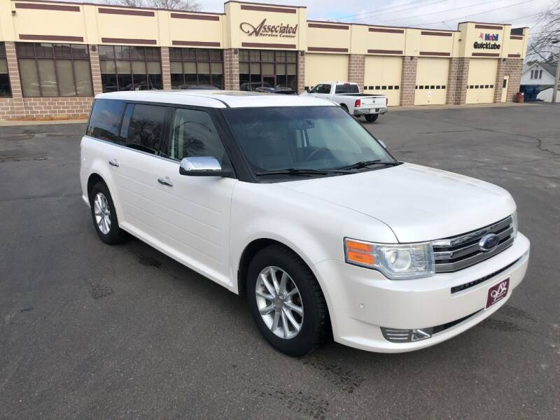 2010 Ford Flex for sale at ASSOCIATED SALES & LEASING in Marshfield WI