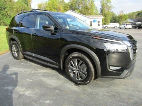 2022 Nissan Pathfinder for sale at Specialty Car Company in North Wilkesboro NC