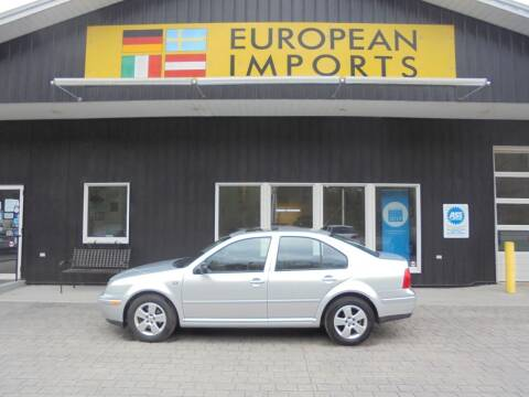 2003 Volkswagen Jetta for sale at EUROPEAN IMPORTS in Lock Haven PA