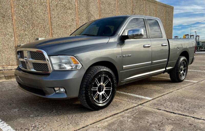 2010 Dodge Ram Pickup 1500 for sale at M G Motor Sports in Tulsa OK