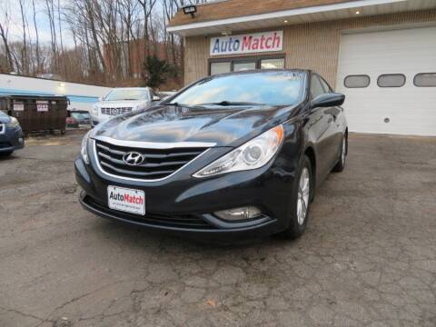 2013 Hyundai Sonata for sale at Auto Match in Waterbury CT