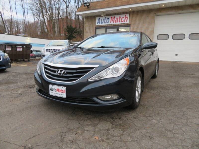 2013 Hyundai Sonata for sale at Auto Match in Waterbury CT