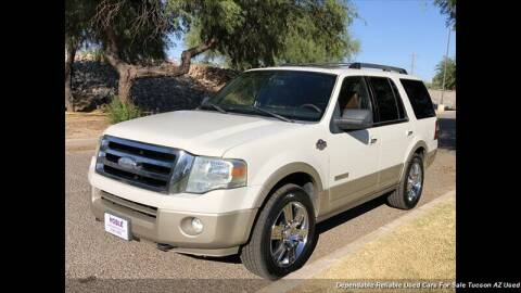 2008 Ford Expedition for sale at Noble Motors in Tucson AZ