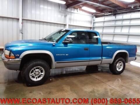 1998 Dodge Dakota for sale at East Coast Auto Source Inc. in Bedford VA