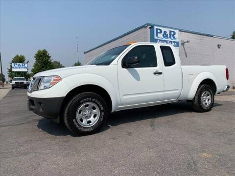 2016 Nissan Frontier for sale at P & R Auto Sales in Pocatello ID
