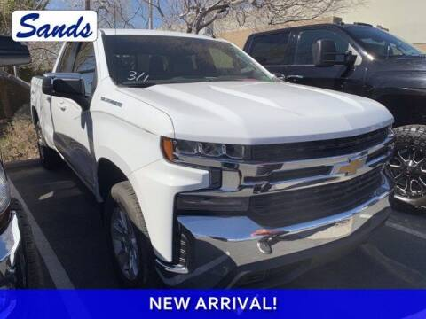 2019 Chevrolet Silverado 1500 for sale at Sands Chevrolet in Surprise AZ