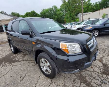 2008 Honda Pilot for sale at Nile Auto in Columbus OH