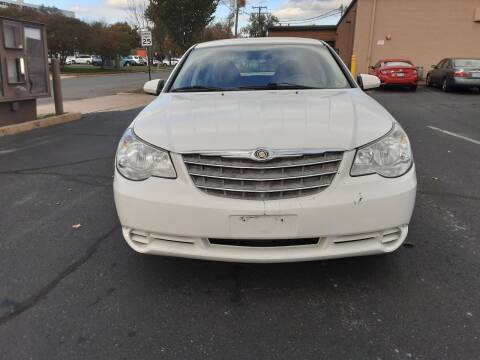 2007 Chrysler Sebring for sale at Fredericksburg Auto Finance Inc. in Fredericksburg VA