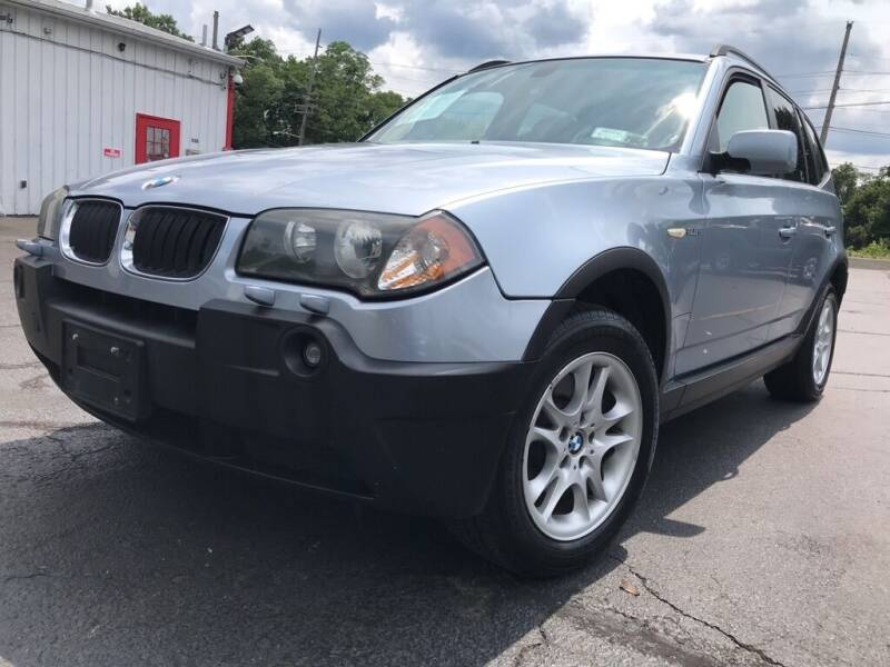 2004 BMW X3 for sale at Certified Auto Exchange in Keyport NJ