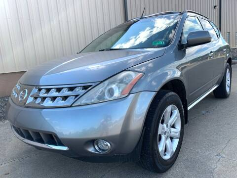 2007 Nissan Murano for sale at Prime Auto Sales in Uniontown OH