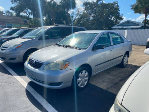 2005 Toyota Corolla for sale at Riviera Auto Sales South in Daytona Beach FL