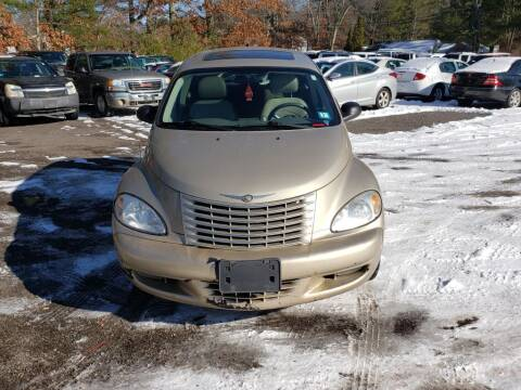 2005 Chrysler PT Cruiser for sale at 1st Priority Autos in Middleborough MA
