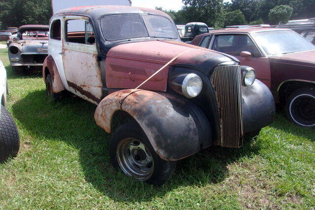 1937 Chevrolet 210 for sale at Classic Cars of South Carolina in Gray Court SC