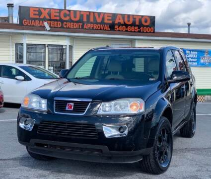 2006 Saturn Vue for sale at Executive Auto in Winchester VA