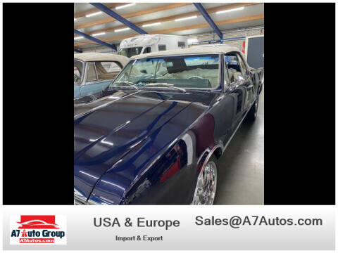 1966 Oldsmobile Cutlass Supreme for sale at A7 AUTO SALES in Holly Hill FL