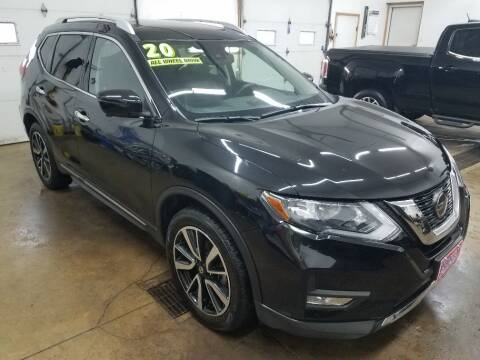 2020 Nissan Rogue for sale at Cooley Auto Sales in North Liberty IA