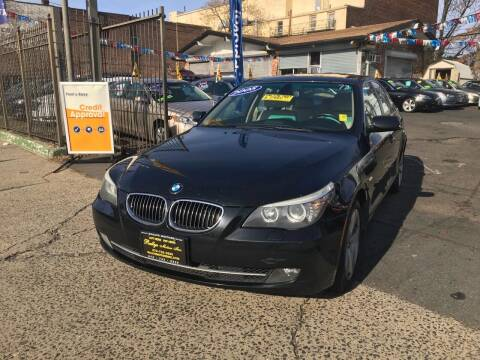 2009 BMW 5 Series for sale at Rallye  Motors inc. in Newark NJ