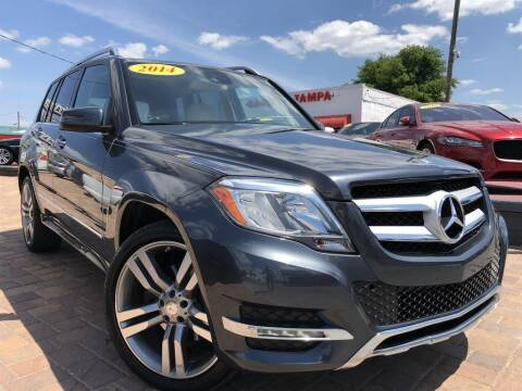 2014 Mercedes-Benz GLK for sale at Cars of Tampa in Tampa FL
