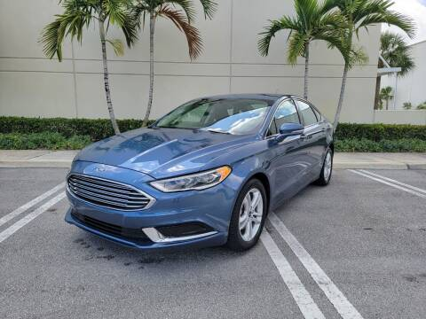 2018 Ford Fusion for sale at Keen Auto Mall in Pompano Beach FL