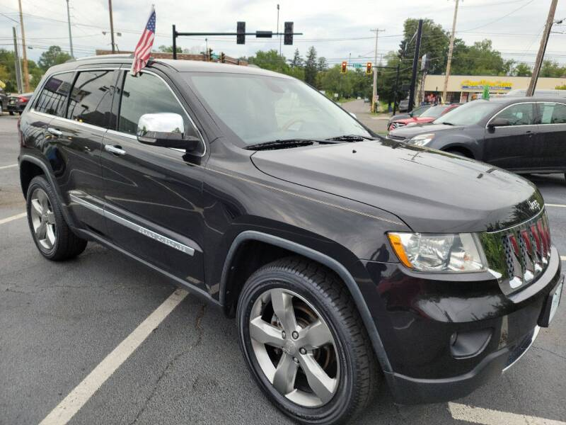 2012 Jeep Grand Cherokee for sale at Shaddai Auto Sales in Whitehall OH