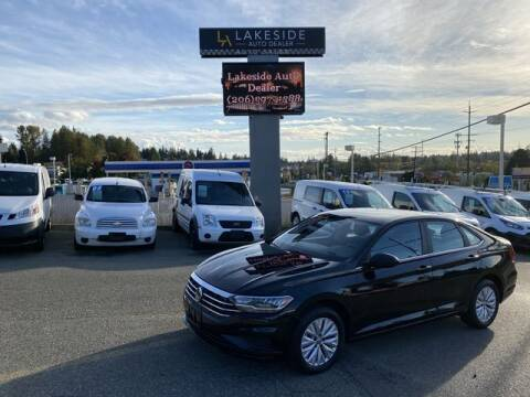 2019 Volkswagen Jetta for sale at Lakeside Auto in Lynnwood WA