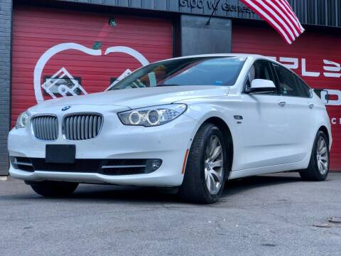 2012 BMW 5 Series for sale at Apple Auto Sales Inc in Camillus NY