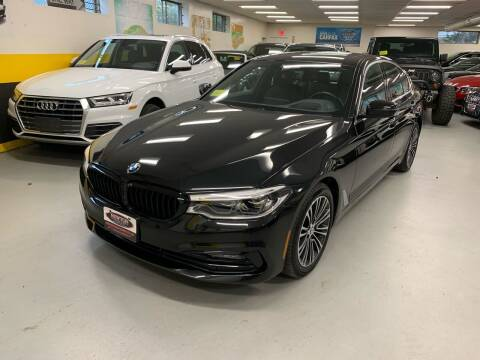2017 BMW 5 Series for sale at Newton Automotive and Sales in Newton MA