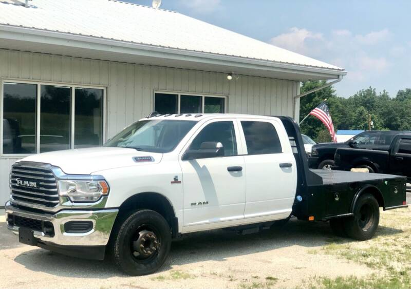 2019 RAM Ram Chassis 3500 for sale at Torque Motorsports in Rolla MO