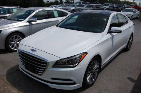 2015 Hyundai Genesis for sale at Modern Motors - Thomasville INC in Thomasville NC