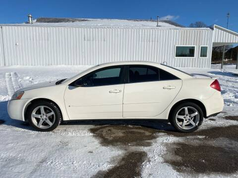 2007 Pontiac G6 for sale at Steve Winnie Auto Sales in Edmore MI