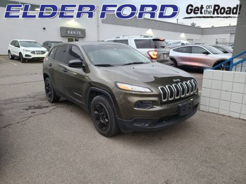 2016 Jeep Cherokee for sale at Mr Intellectual Cars in Troy MI