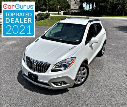 2013 Buick Encore for sale at Brothers Auto Sales of Conway in Conway SC