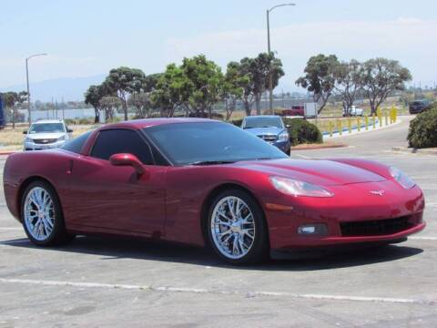 2007 Chevrolet Corvette for sale at Convoy Motors LLC in National City CA